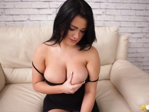 Riding hard cock with big bouncing boobs xvideos